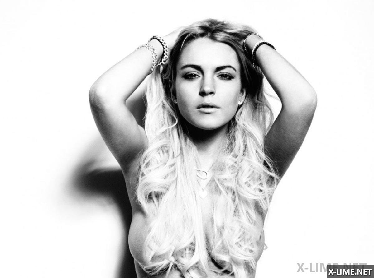 Лучшие эротические фото обнаженной Линдси Лохан (28 ФОТО)