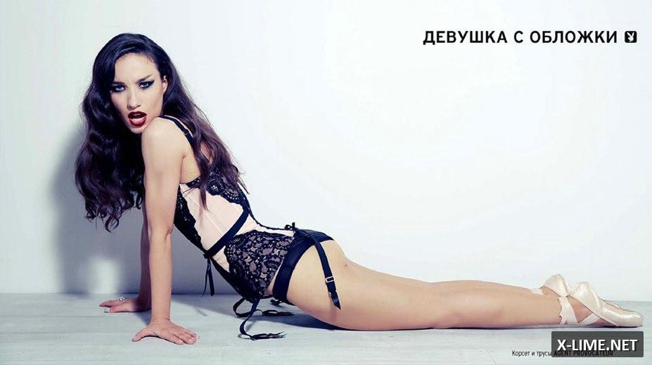 Голая Виктория Дайнеко в откровенной фотосессии PLAYBOY