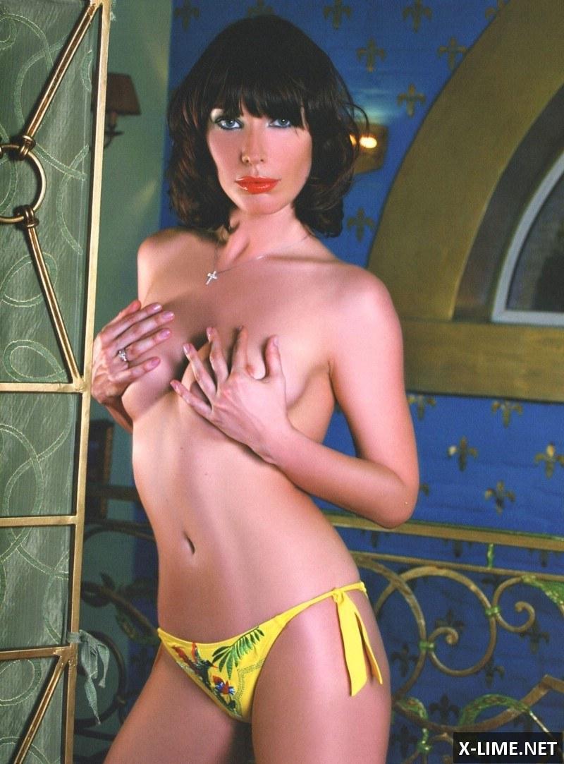 Голая Полина Гриффис в откровенной фотосессии Penthouse