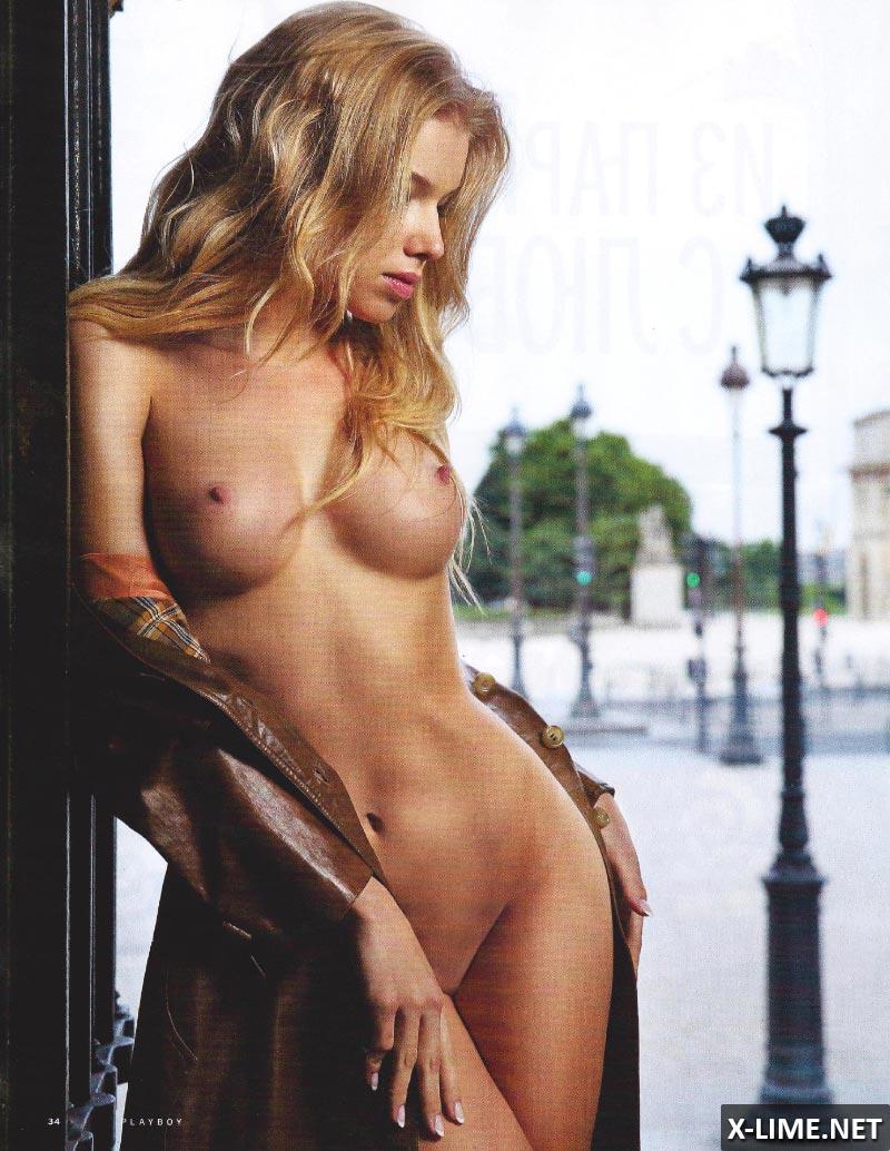 Голая Ольга Третьяченко в эротической фотосессии PLAYBOY