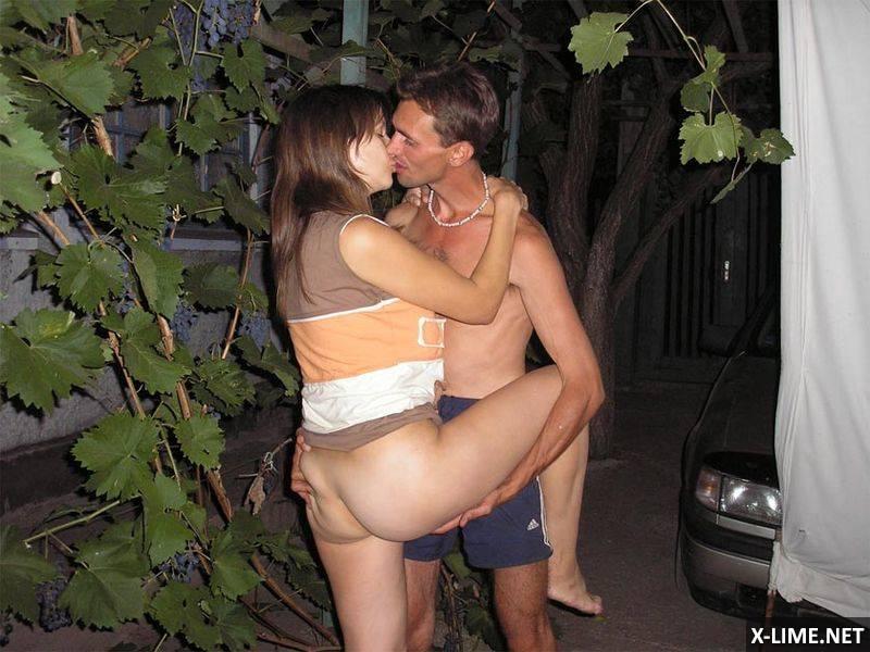 Секс с женой на даче (19 ФОТО)