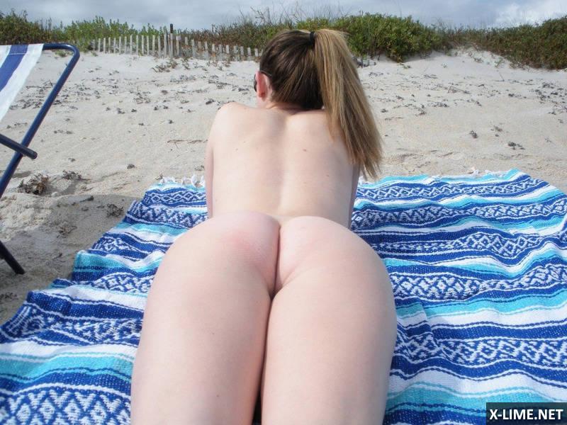 Частное девушки на пляже и дома (18 ФОТО)