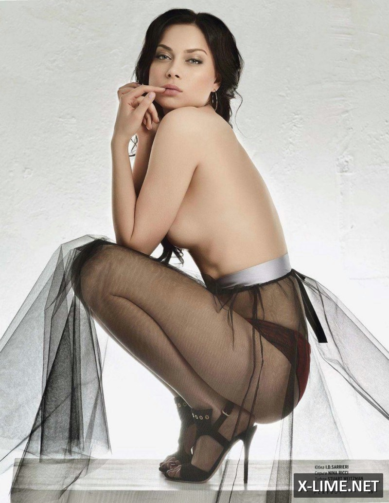 Голая Настасья Самбурская, эротические фото в PLAYBOY